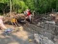 Зачистка храма