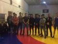 Первое место по вольной борьбе заняли студенты Таврической академии