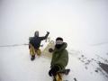 17 Восточная вершина Эльбруса, 5621 метр над уровнем моря