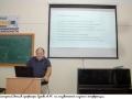 Пленарный доклад профессора Сухова А.М. на студенческой научной конференции