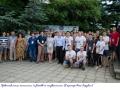 Представители компании Infowatch со студентами (в центре Олег Зарубин)