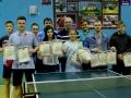 Сборная команда КФУ по настольному теннису