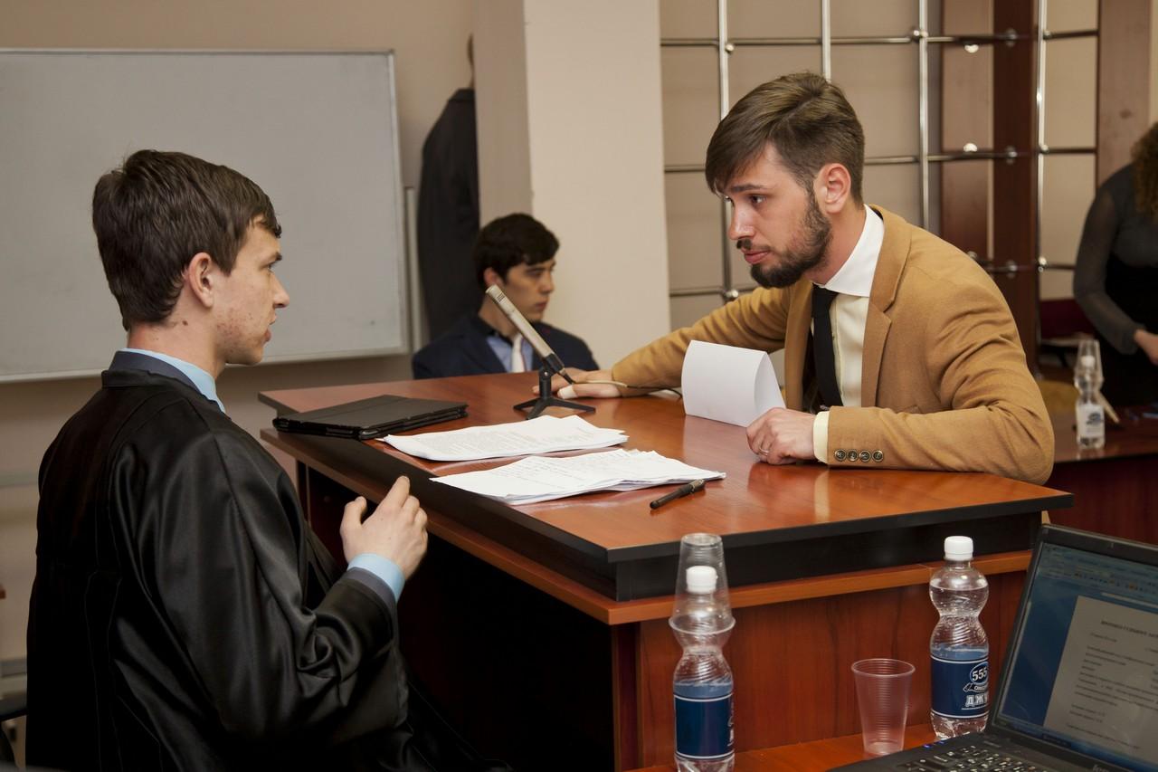юрист по учебным вопросам