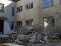 Будущее здание военной кафедры