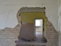 Здание в процессе ремонта