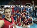 Команда КФУ по черлидингу приняла участие в II Открытом чемпионате и первенстве «Евразия»