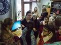 Гимназисты в Татьянин день на журфаке