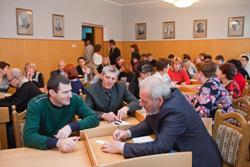 Ректор КФУ встретился с профактивом университета