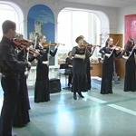 Студенты КФУ им. В.И. Вернадского поздравили женщин с 8 марта