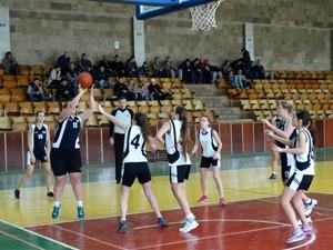 3 тур женского чемпионата Крыма по баскетболу