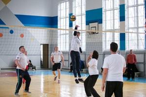 Волейбол КФУ