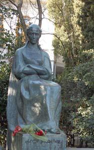 Леся Украинка Памятник