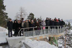 экскурсия в Коуровскую астрономическую обсерваторию УрФУ