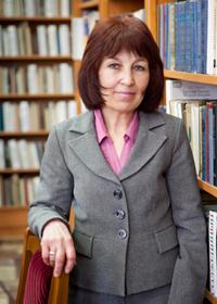 Симонова Неля Степановна