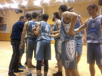 открытый чемпионат по баскетболу в г.Севастополе