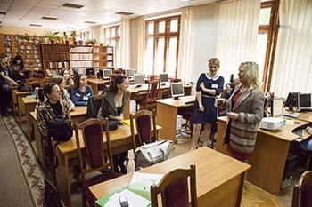 семинар «Пути взаимодействия и сотрудничества»