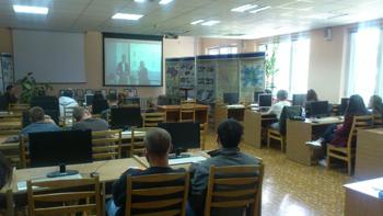 Видеотрансляция проекта «Время действовать»
