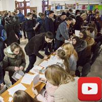 Крымские школьники проверили свои знания математики