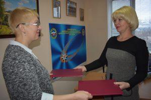 подписание соглашения о сотрудничестве