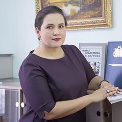 Пивень Анастасия Дмитриевна