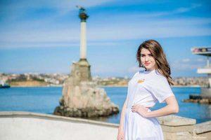 Мисс талант - Виктория Бондарь