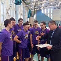 «Грифоны» - в восьмерке сильнейших студенческих команд России!