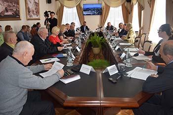 Круглый стол «Зеленый каркас» городов Крыма – проблемы и пути их решения»