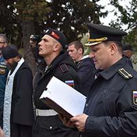 Митинг-реквием в память о гибели атомной подводной лодки «Комсомолец»