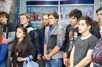 Школьники познакомились с историей КФУ