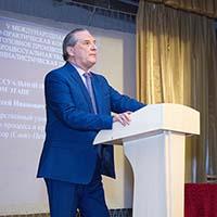 В конференции КФУ принял участие сенатор Федерального собрания Российской Федерации