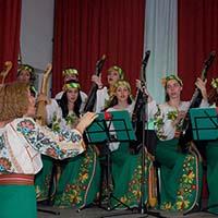 Юбилейный фольклорный фестиваль-конкурс «Звени, бандура» прошел в Гуманитарно-педагогической академии КФУ