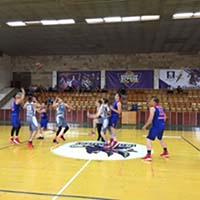 Очередная победа студенческой команды КФУ по баскетболу