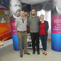 Представитель Университета Марии Кюри-Склодовской посетил КФУ