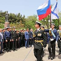 История Черноморского флота России пронизана традициями любви к Родине и верности воинскому долгу