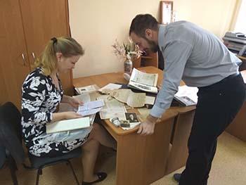 Личный фонд доцента Нины Ивановны Селивановой