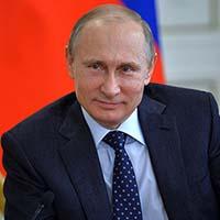 Владимир Путин: «С Днем Победы!»