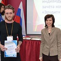 Команда студентов-психологов ГПА КФУ – в десятке лучших на Международной Олимпиаде